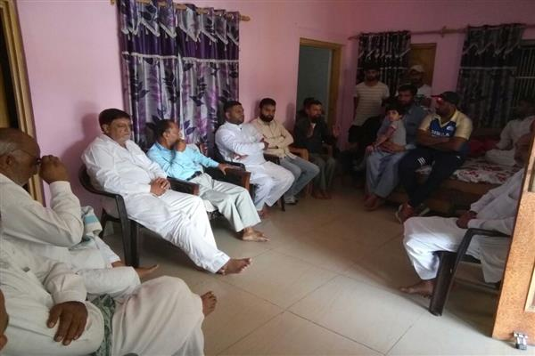 Jammu Muslim Front (JMF) welcome move of Mufti to consult NC leadership on 35-A | KNO