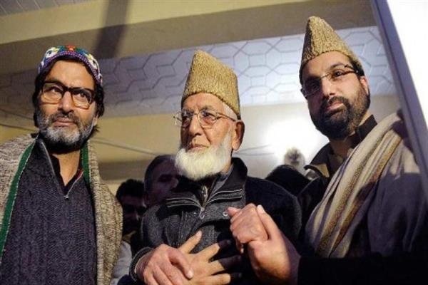 Anti - K move will be resisted and opposed by the people of Kashmir at all cost : JRL | KNO