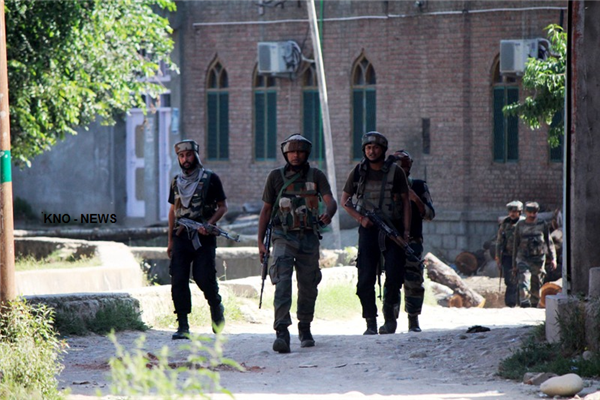 CASO Launched In Brental Village Of Tral | KNO