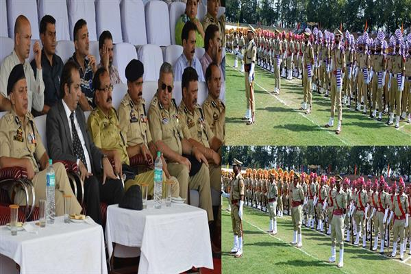 Full dress Independence Day rehearsal held across Kashmir | KNO