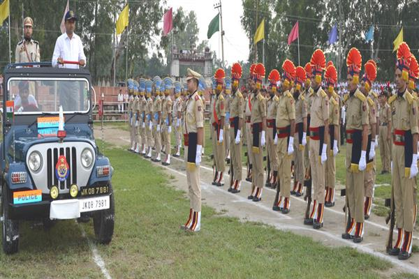 Independence Day: Full dress rehearsal held across Jammu | KNO