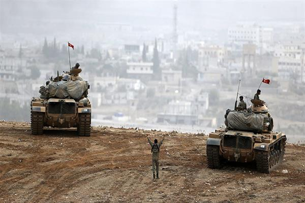 Turkish Military enters Syria for a grand operation | KNO