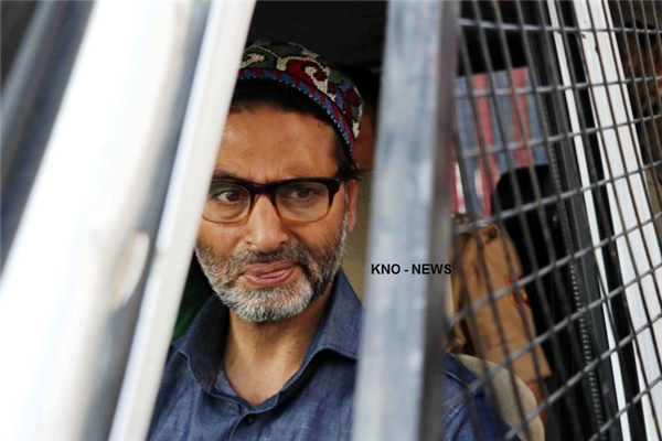Yasin Malik and others still in central jail : JKLF | KNO