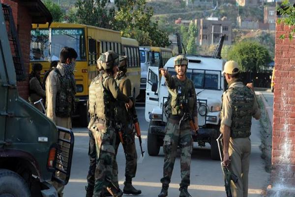 Militants Attack CRPF Party In Sanat Nagar | KNO