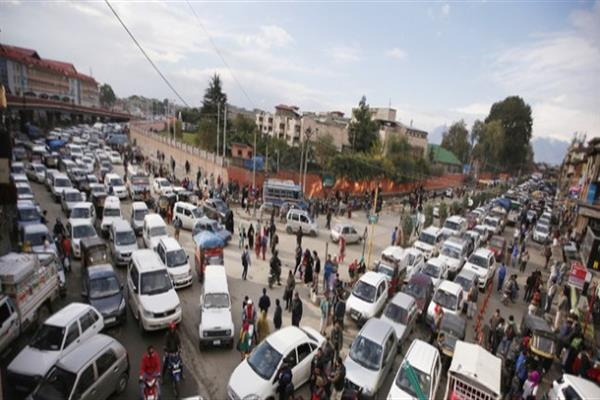 Advisory for general public by Traffic Police City Srinagar | KNO