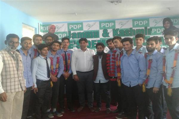 PDSU Announces Body For Polytechnic College Kishtwar | KNO