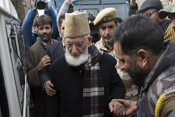 All pro-Indian parties and their leaders are opportunists and hand in glow with killers : Hurriyat (G) | KNO