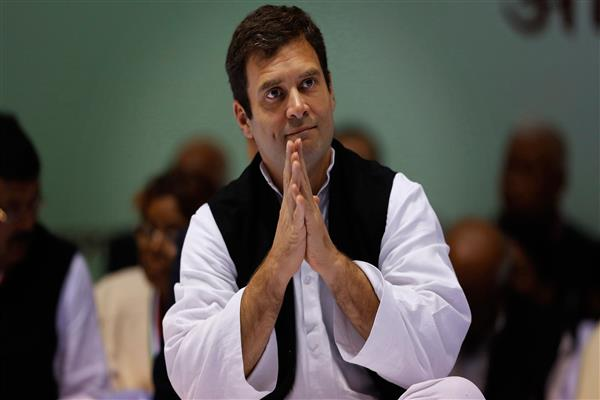 Rahul Gandhi elected as Congress president | KNO