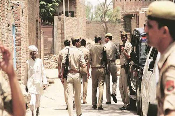 Tension in UP's Amroha village after complaint against namaz in house | KNO