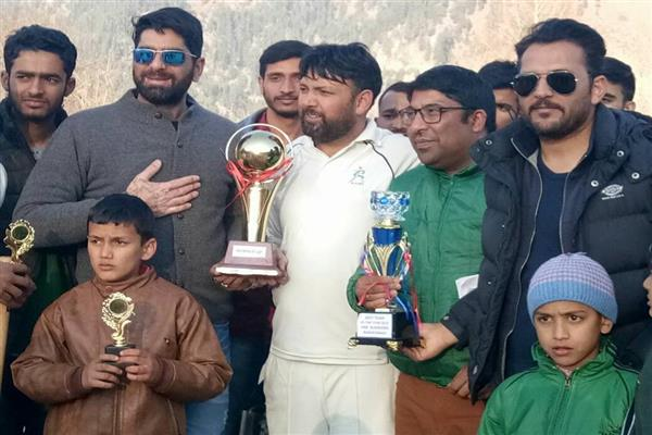 T-20 Rural Cricket Tournament Concludes in Bhaderwah | KNO