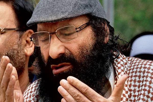 Indian forces have spread network of informers across State : Hizb chief Syed Salahuddin | KNO