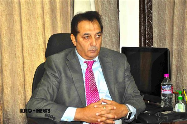 Div Com reviews developmental scenario of Shahr-e-Khaas | KNO
