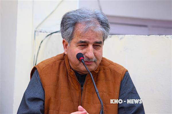 PDP refutes report about resignation of 'Sartaj Madni' | KNO