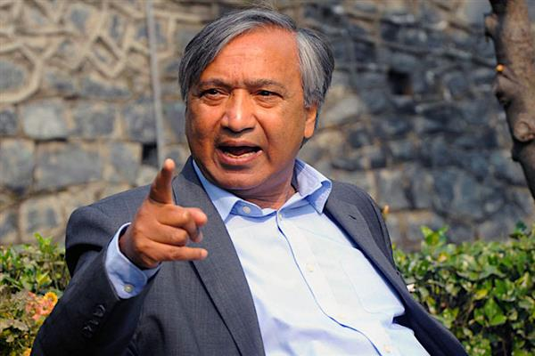 Tarigami concerned over outbreak of alternaria disease in apple crops | KNO