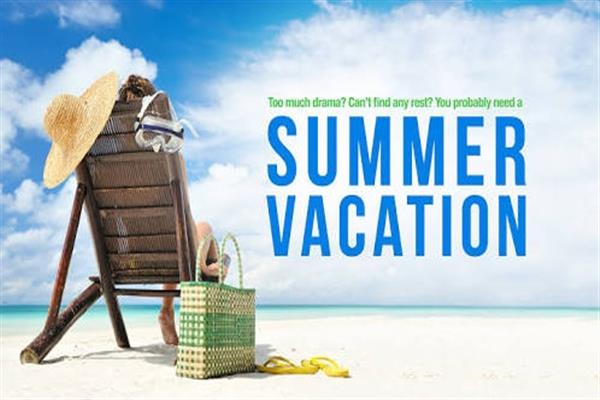 Govt announces summer vacations from July 19 | KNO