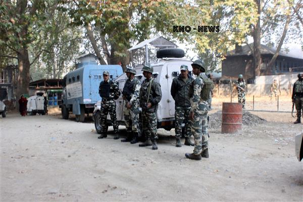 Paramilitary CRPF officer killed, three injured in Achabal militant attack | KNO