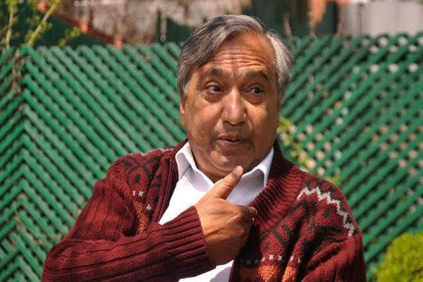 Tarigami filed Intervention Application on behalf of CPI(M)in the pending Writ Petition in the Supreme Court challenging Art. 35-A | KNO