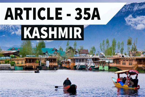 'Article 35 A' : Deferment or hearing, 'All eyes on supreme court' | KNO