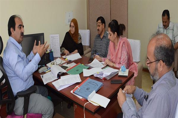 Helpline to provide platform for women in need of care, protection : Dr Farooq Lone | KNO