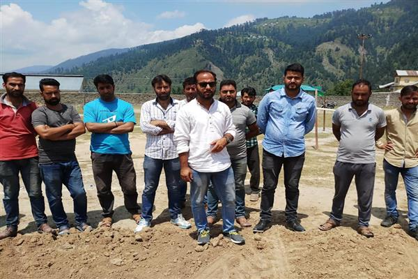 Wrestling competition in Bhaderwah from August 18 | KNO