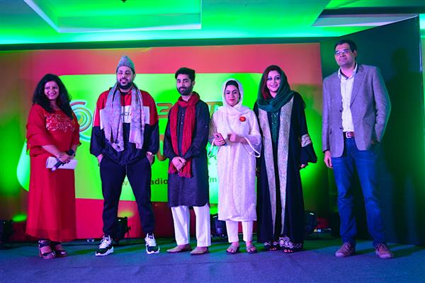 Popular singer-rapper, Badshah, launches Mirchi 98.3 in Kashmir | KNO