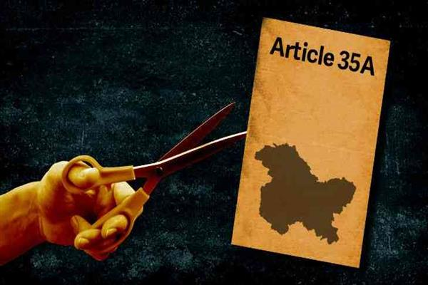 It is official : SC to hear petition on Article 35 A on Aug 31 | KNO