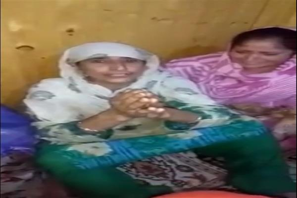 Have mercy on my son : Mother of abducted Tral youth appeals for his release | KNO