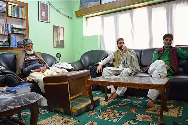 JRL terms attack on militant homes as frustration of forces | KNO