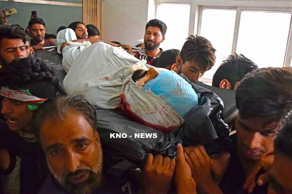 Killing of Fayaz Wani' worst form of state terrorism : Jama'at | KNO
