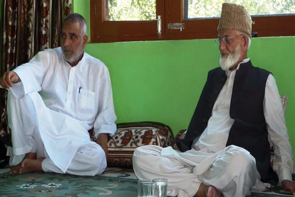 Kashmir a political and purely humanitarian issue : Sumjhi | KNO