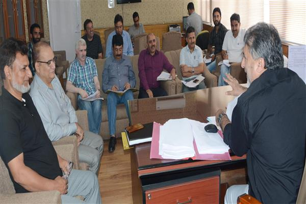 Samoon for transforming JK into poultry production state | KNO