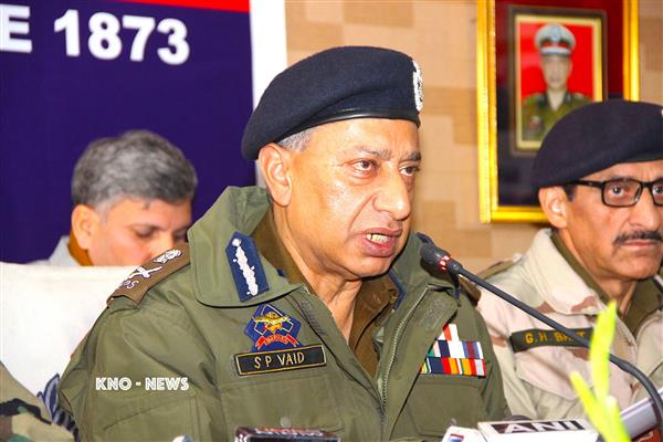 Surprise for Vaid as Dilbagh appointed new police chief | KNO