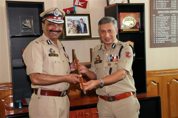 Work for peace : New DGP tells cops | KNO