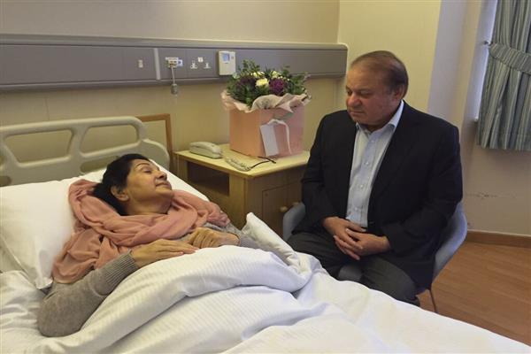 Nawaz Sharif's wife Kulsoom passes away after prolonged illness | KNO