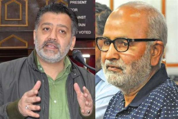 Naeem Akhar sends legal notice to Abid Ansari for issuing malicious statements | KNO