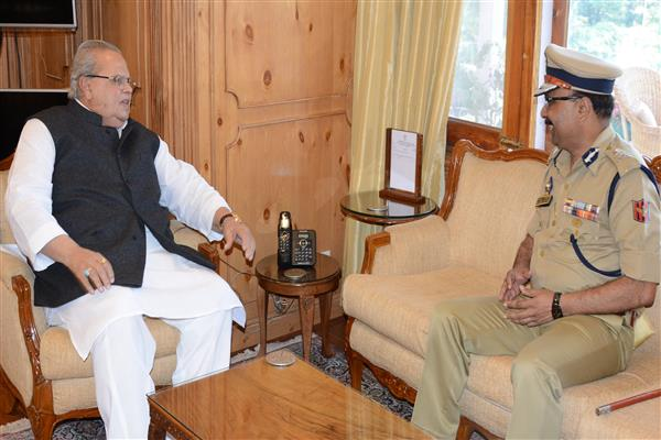 DGP meets Governor | KNO