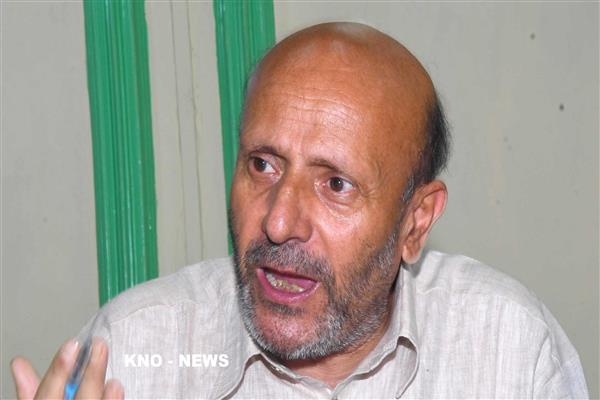 Er. Rasheed hits out at Omer Abdullah | KNO