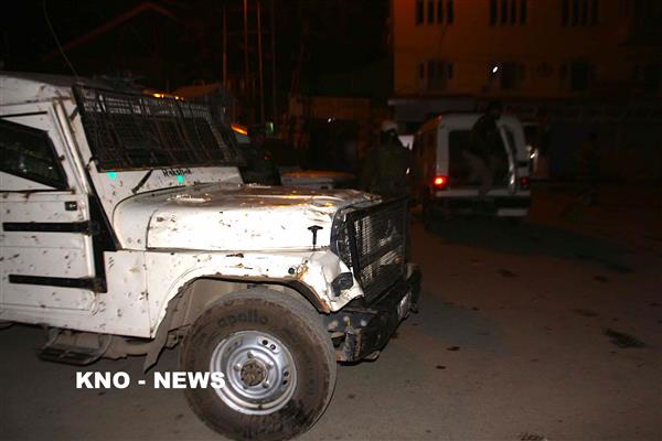 Gunfight breaks out in Qazigund | KNO