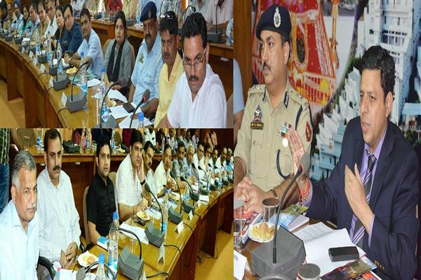 Div Com reviews preparedness for Navratra Festival-2018 | KNO
