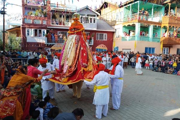 Three day long holy Mela Patt concludes | KNO