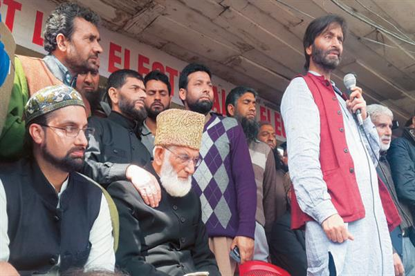 Elections no substitute to K-solution : JRL | KNO