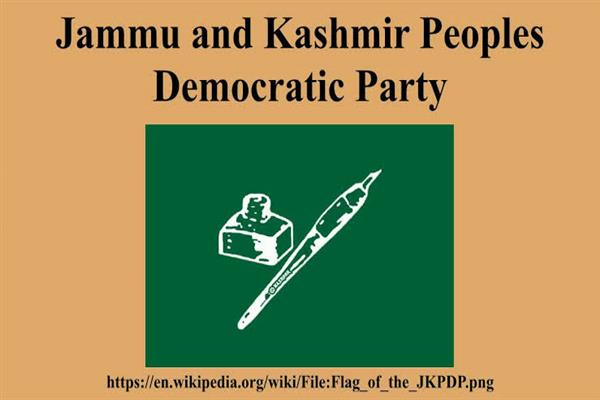 Decision to hold Panchayat , ULB polls in JK  GOI's sheer arrogance : PDP | KNO