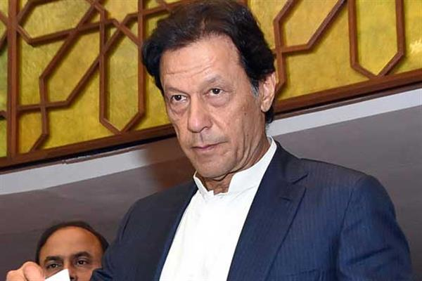 Imran Khan says disappointed by negative response to dialogue by India | KNO