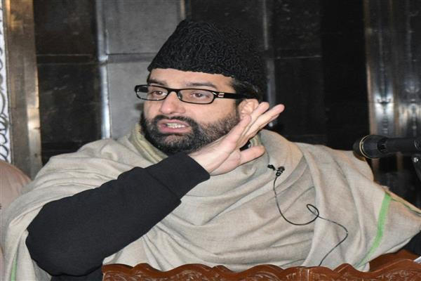 Lingering Kashmir issue consuming precious lives : Hurriyat (M) | KNO