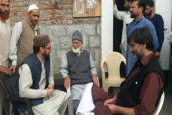JRL holds meet, discusses 'critical' issues | KNO