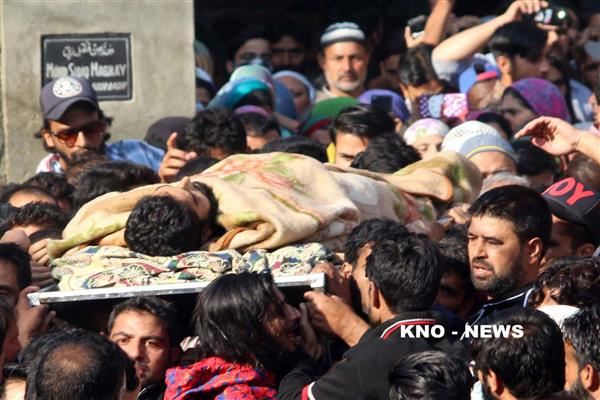 Noorbagh youth killing' well planned murder : Jama'at | KNO