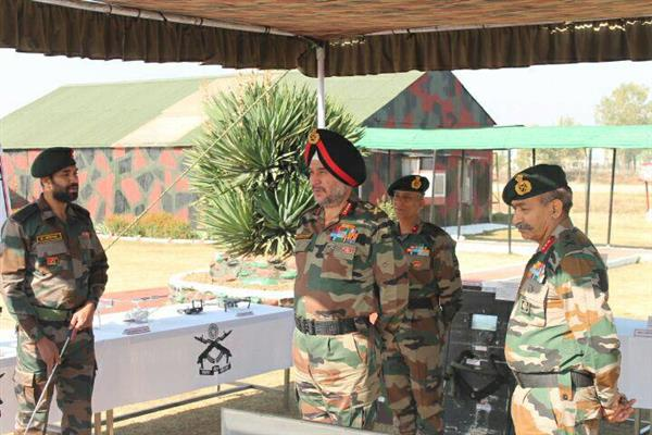 Northern Army commander reaches Kashmir, reviews security situation | KNO