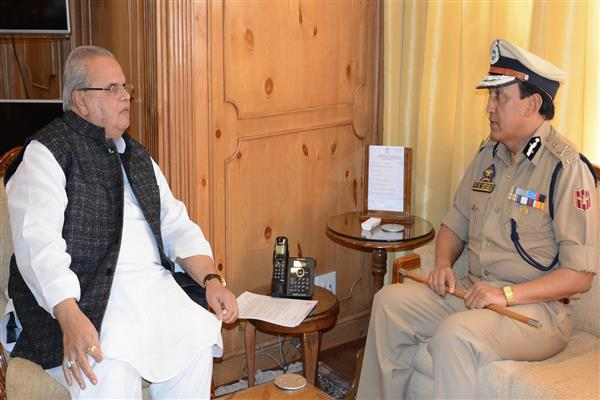 Sp. DGP, PHQ meets Governor | KNO