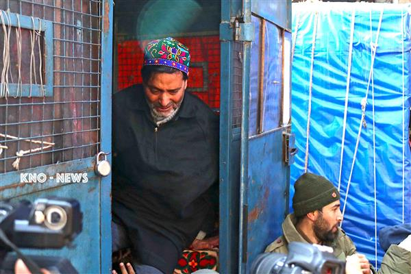 Health condition of Malik deteriorates in Police custody : JKLF | KNO
