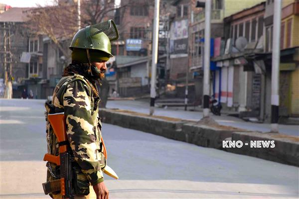 Valley observes 'black day', shuts on JRL's call | KNO